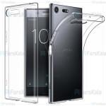 قاب محافظ ژله ای 5 گرمی سونی Clear Jelly Case For Sony Xperia XZ1