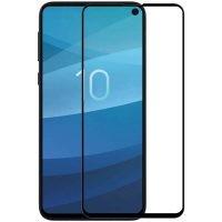 محافظ صفحه نمایش شیشه ای نیلکین سامسونگ Nillkin CP+ Max Glass For Samsung Galaxy S10e