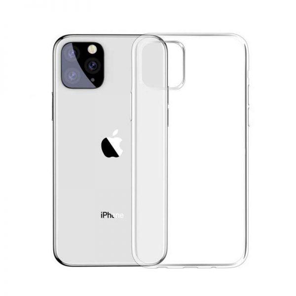 قاب محافظ شیشه ای- ژله ای اپل Belkin Transparent Case For Apple iPhone 11 Pro