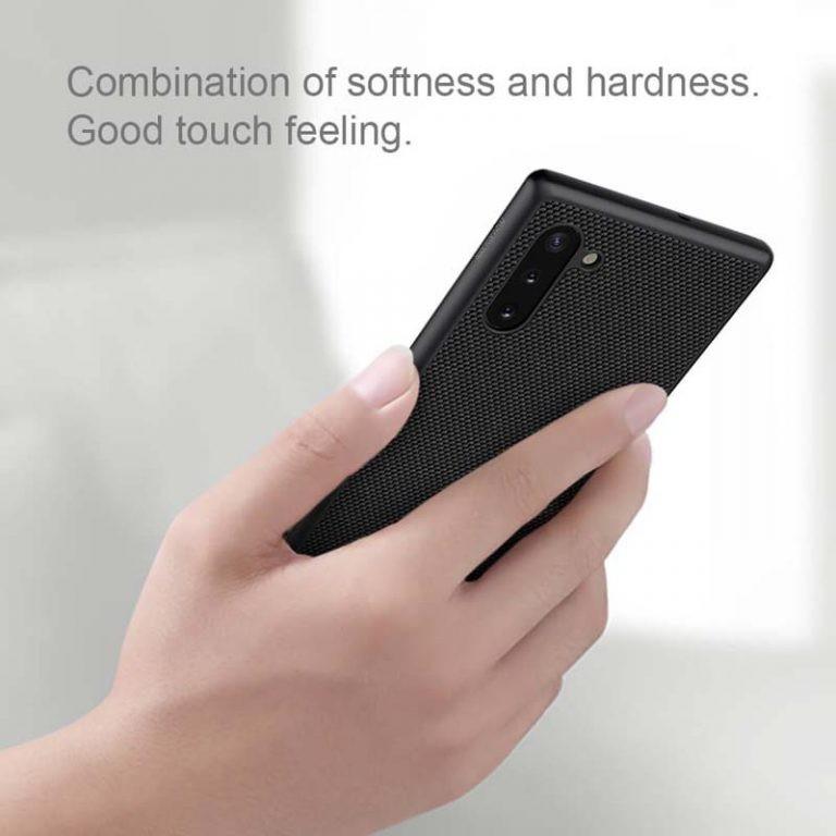 قاب محافظ نیلکین سامسونگ Nillkin Textured nylon fiber Case Samsung Galaxy Note 10