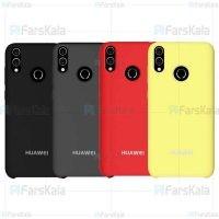 قاب محافظ سیلیکونی هواوی Silicone Cover For Huawei Honor 8X