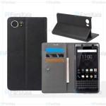کیف طرح چرم بلک بری Leather Cover For BlackBerry KEY1 / DTEK70 / Mercury