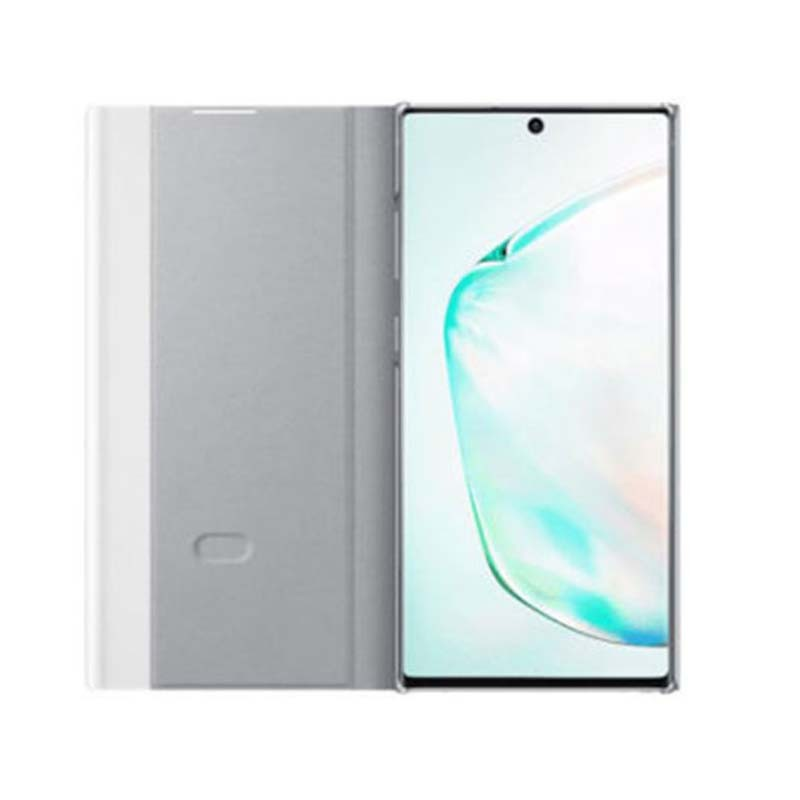 کیف هوشمند اصلی سامسونگ Clear View Cover For Samsung Galaxy Note 10 Plus