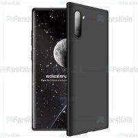 قاب محافظ با پوشش 360 درجه سامسونگ GKK 360 Full Case For Samsung Galaxy Note 10