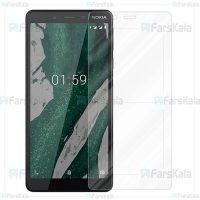 محافظ نانو تمام صفحه نوکیا TPU Full Screen Protector For Nokia 1 Plus