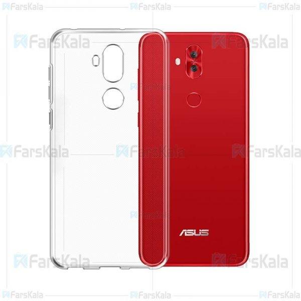 قاب محافظ ژله ای 5 گرمی ایسوس Clear Jelly Case For Asus Zenfone 5 Lite ZC600KL