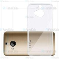 قاب محافظ ژله ای 5 گرمی هواوی Clear Jelly Case For HTC One M9 plus