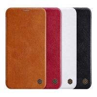 کیف محافظ چرمی نیلکین اپل Nillkin Qin Case For Apple iPhone 11 Pro