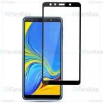 محافظ صفحه نمایش سرامیکی تمام صفحه سامسونگ Ceramics Full Screen Protector Samsung Galaxy A7 2018