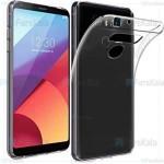 قاب محافظ ژله ای 5 گرمی ال جی Clear Jelly Case For LG G6