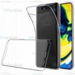 قاب محافظ ژله ای 5 گرمی سامسونگ Clear Jelly Case For Samsung Galaxy A80 / A90