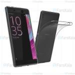 قاب محافظ ژله ای 5 گرمی سونی Clear Jelly Case For Sony Xperia E5