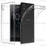 قاب محافظ ژله ای 5 گرمی سونی Clear Jelly Case For Sony Xperia L1