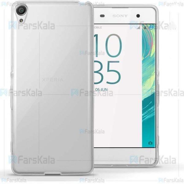 قاب محافظ ژله ای 5 گرمی سونی Clear Jelly Case For Sony Xperia XA