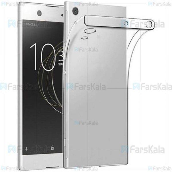 قاب محافظ ژله ای 5 گرمی سونی Clear Jelly Case For Sony Xperia XA1 Plus