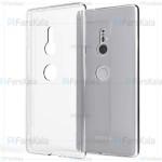 قاب محافظ ژله ای 5 گرمی سونی Clear Jelly Case For Sony Xperia XZ2