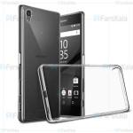 قاب محافظ ژله ای 5 گرمی سونی Clear Jelly Case For Sony Xperia Z5