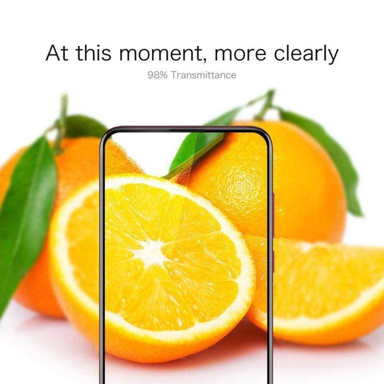 محافظ صفحه نمایش تمام چسب با پوشش کامل Full Glass Screen Protector For Huawei Honor 20