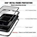 قاب محافظ مگنتی وان پلاس Glass Magnetic 360 Case OnePlus 6