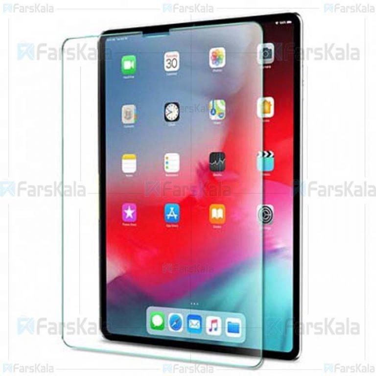 محافظ صفحه نمایش شیشه ای اپل Glass Screen Protector For Apple iPad Pro 11 2018