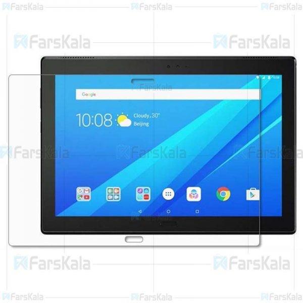محافظ صفحه نمایش شیشه ای لنوو Glass Screen Protector For Lenovo Tab 4 10.0 Plus