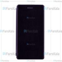 کیف محافظ چرمی شیائومی Leather Standing Magnetic Cover For Xiaomi Mi 8 SE