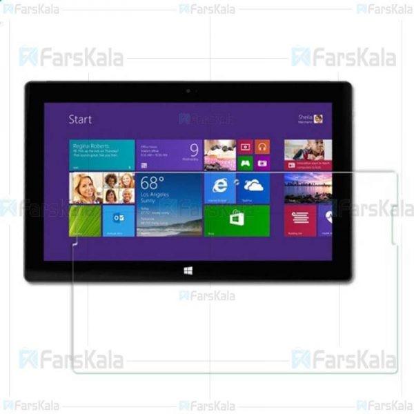 محافظ صفحه نمایش شیشه ای مایکروسافت Glass Screen Protector For Microsoft Surface 3
