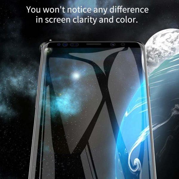 محافظ صفحه نمایش شیشه ای نیلکین سامسونگ Nillkin 3D DS+MAX Glass Samsung Galaxy Note 9