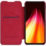 کیف محافظ چرمی نیلکین شیائومی Nillkin Qin Case For Xiaomi Redmi Note 8