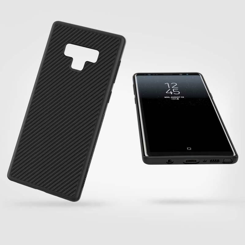 قاب محافظ فیبر نیلکین سامسونگ Nillkin Synthetic Fiber Case For Samsung Galaxy Note 9