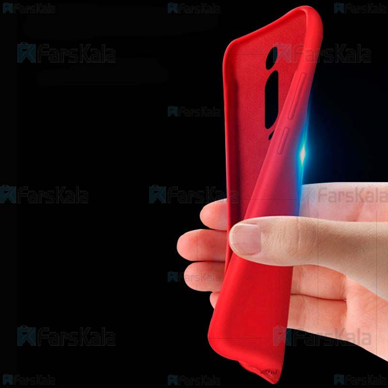 قاب محافظ سیلیکونی شیائومی Silicone Cover For Xiaomi Redmi K20 / K20 Pro / Mi 9T / Mi 9T Pro