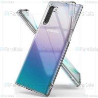 قاب محافظ ژله ای 5 گرمی سامسونگ VPG TPU Clear Jelly Case For Samsung Galaxy Note 10