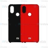 قاب محافظ سیلیکونی شیائومی Silicone Cover For Xiaomi Mi 8 SE