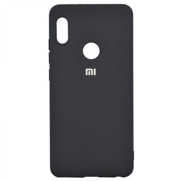 قاب محافظ سیلیکونی شیائومی Silicone Cover For Xiaomi Mi A2 Lite / Redmi 6 Pro