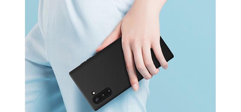 قاب محافظ نیلکین سامسونگ Nillkin Rubber Wrapped Case Samsung Galaxy Note 10