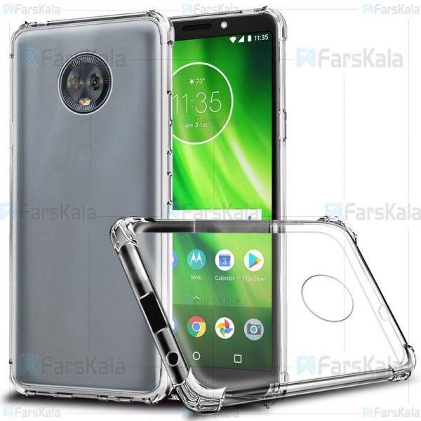 قاب محافظ ژله ای 5 گرمی موتورولا Clear Jelly Case For Motorola Moto G6