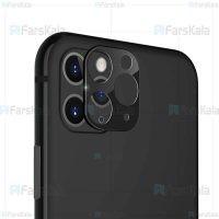محافظ لنز فلزی دوربین موبایل اپل Alloy Lens Cap Protector For Apple iPhone 11 Pro Max