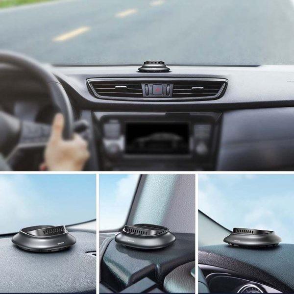 خوشبوکننده هوای خودرو بیسوس Baseus Mini Volcano Vehicle-mounted Fragrance Holder