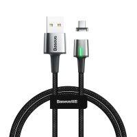 کابل آهنربایی تایپ سی بیسوس Baseus Type-C Zinc Magnetic Cable 1m/3A