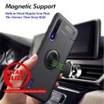 قاب ژله ای طرح چرم انگشتی شیائومی Becation A.F Magnetic Ring For Xiaomi Mi CC9e / Mi A3