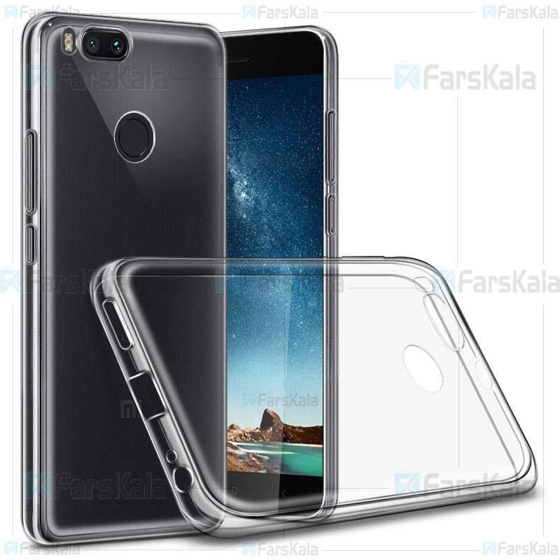 قاب محافظ شیشه ای- ژله ای شیائومی Belkin Transparent Case For Xiaomi Mi A1 5X