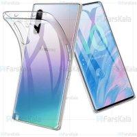 قاب محافظ ژله ای 5 گرمی کوکو سامسونگ COCO Clear Jelly Case For Samsung Galaxy Note 10