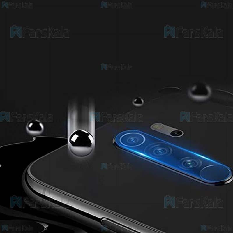 محافظ لنز دوربین شیشه ای شیائومی Camera Lens Glass Protector For Xiaomi Redmi Note 8 Pro