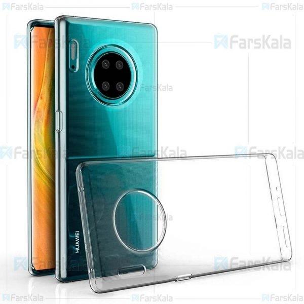 قاب محافظ ژله ای 5 گرمی هواوی Clear Jelly Case For Huawei Mate 30 Pro