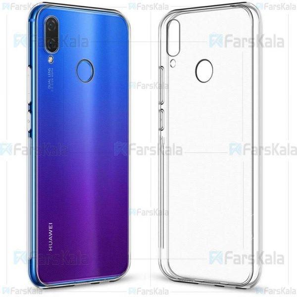 قاب محافظ ژله ای 5 گرمی هواوی Clear Jelly Case For Huawei Nova 3i P Smart Plus