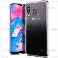 قاب محافظ ژله ای 5 گرمی سامسونگ Clear Jelly Case For Samsung Galaxy M30