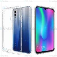 قاب محافظ ژله ای کپسول دار 5 گرمی هواوی Clear Tpu Air Rubber Jelly Case For Huawei P Smart 2019