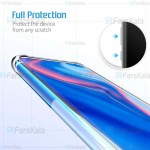 قاب محافظ ژله ای کپسول دار 5 گرمی هواوی Clear Tpu Air Rubber Jelly Case For Huawei Y9 Prime 2019