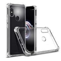 قاب محافظ ژله ای کپسول دار 5 گرمی شیائومی Clear Tpu Air Rubber Jelly Case For Xiaomi Redmi S2 Y2