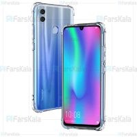 قاب محافظ ژله ای 5 گرمی هواوی Clear Tpu Rubber Jelly Case For Huawei Honor 10 Lite